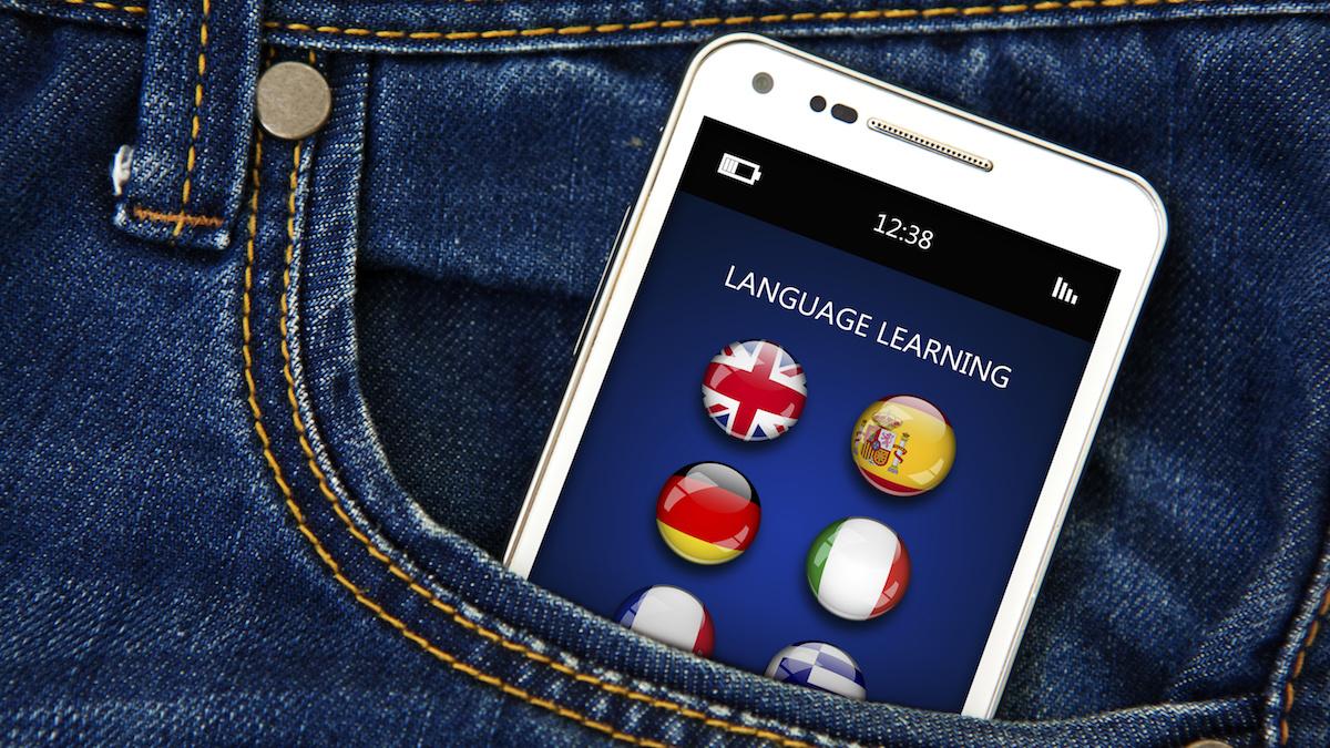 5 applications pour apprendre une langue