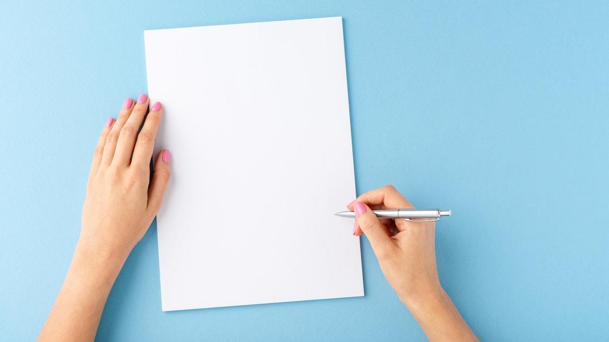 Conseils pour rédiger une lettre de motivation pour un stage
