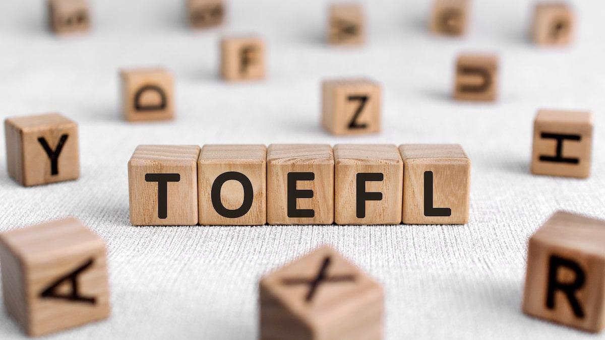 TOEFL anglais