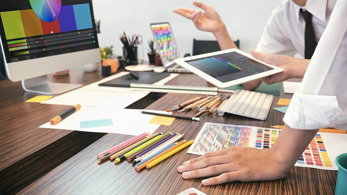 travailler dans le design