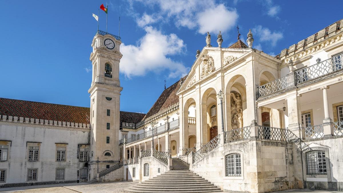 Les études à l'université au Portugal