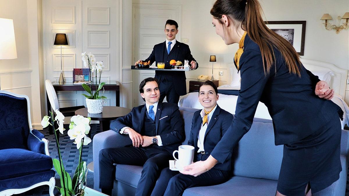 bachelor management hôtellerie