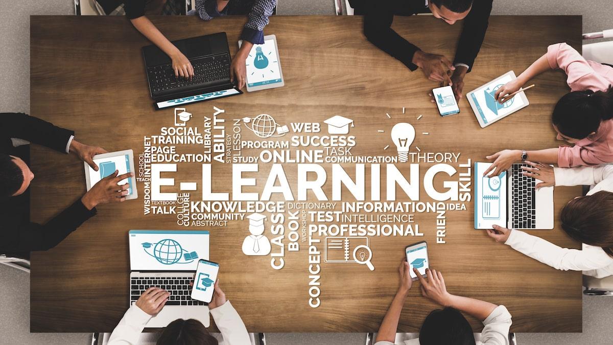 e-learning en alternance