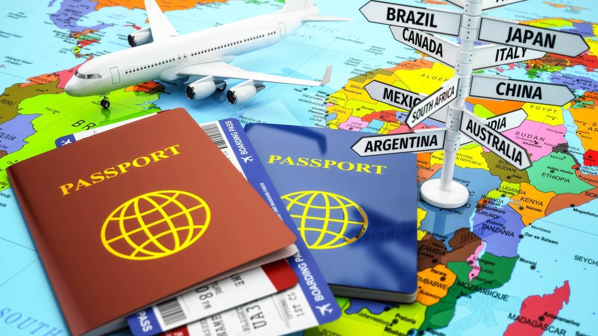 Partir à l'étranger les formalités