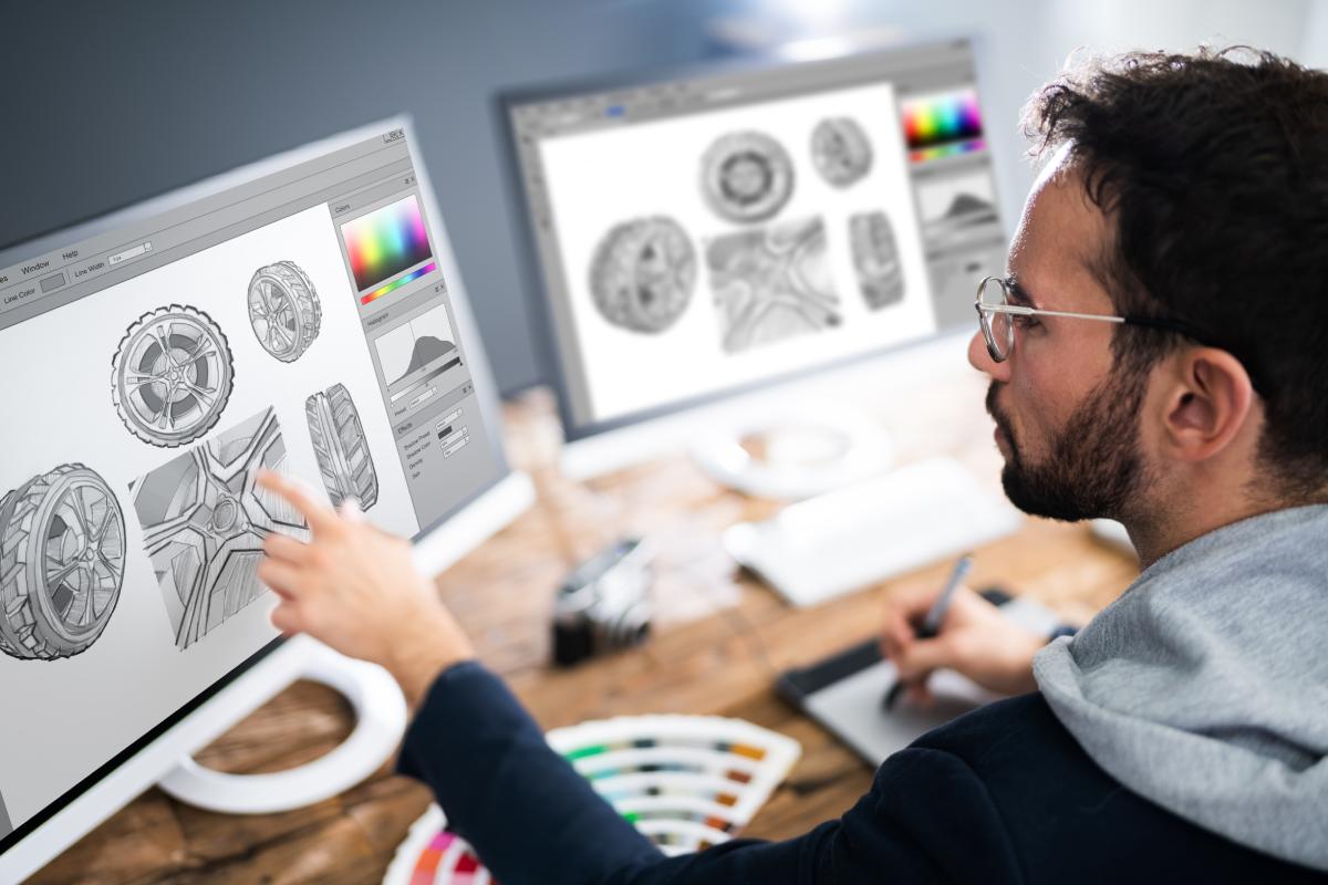 Différence entre graphiste et infographiste