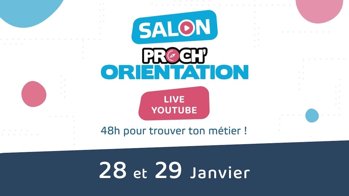 inscris-toi au salon Proch'orientation