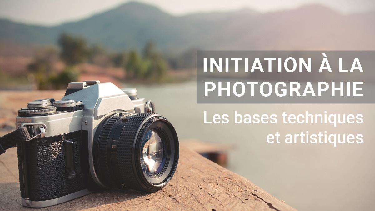 Entièrement en ligne, ce tutoriel s'adresse autant aux débutants en photographie qu'aux personnes souhaitant se perfectionner et gagner en compétences.