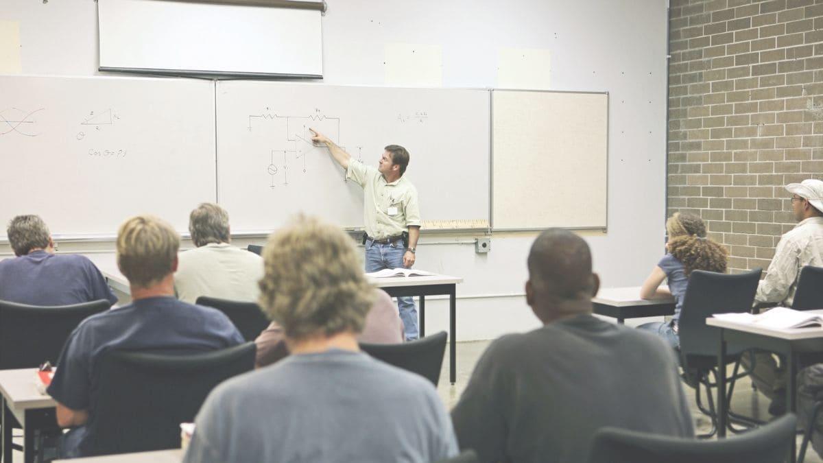 Devenir professeur de techno